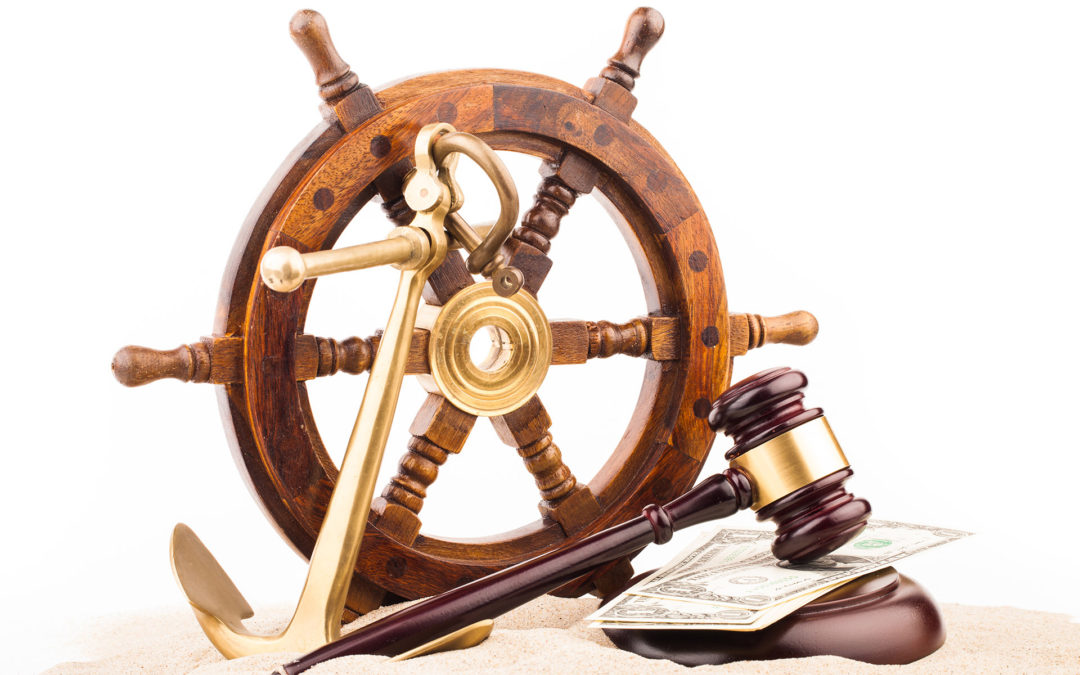 Areas of Practice: Maritime Law